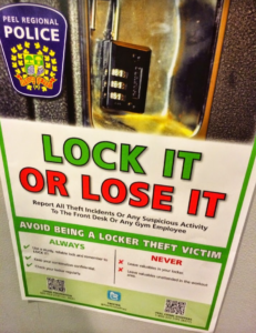 Lock it or lose it - Reboot Social