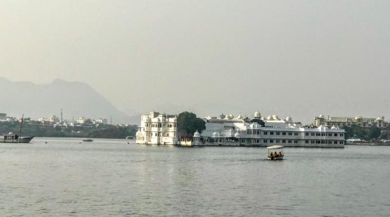 Taj Lake Palace - Reboot Social