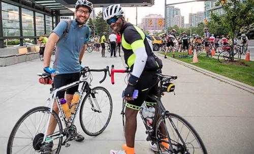 Reboot Social - A Cycling Tale