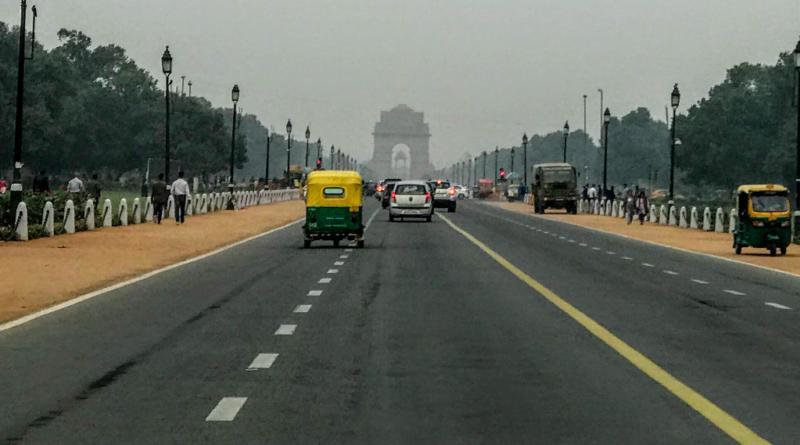 Smog in Delhi - Reboot Social