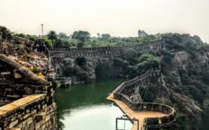 Lake Palace & Chittorgarh Fort