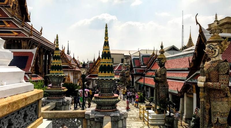 Bangkok temples - Reboot Social
