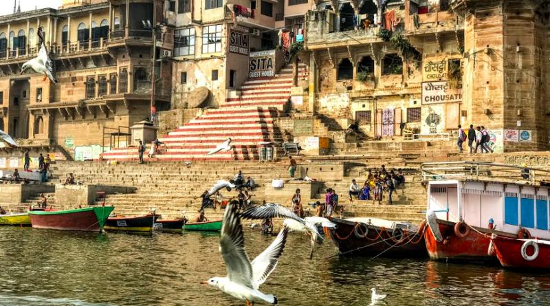 Varanasi Ghats - Reboot Social